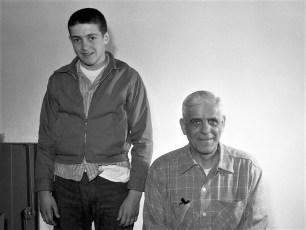 John Sharpe Sr. & George Sharpe 1961