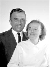 Mr. & Mrs. Onufrychuk 1965