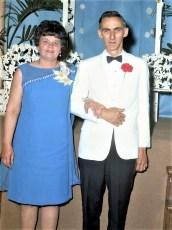 Mr. & Mrs. Robert Myers 1968