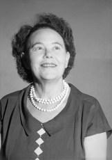 Mrs. Wintje G'town 1960