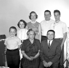 The Launhardt Family 1965