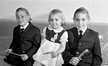 The Lewis Children 1964