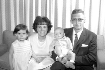 The Zinke Family 1966