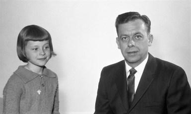 William and Karen Quimby 1961