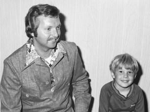 Allen Jennings Sr. & Jr. 1975
