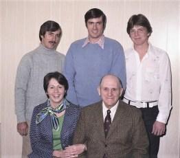 Brady Family 1976