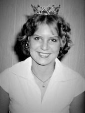 Carolyn Eger, Harvest Queen 1975