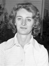 Claudette Albert 1977