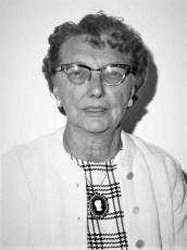 Edna Schultheis 1972