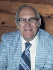 Elmer Sheffer Mayor of Hudson 1972