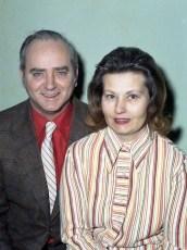 Hank & Fran Pabst 1972