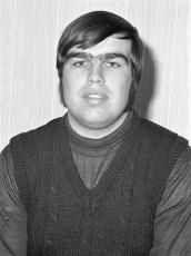Hugh McLean 1975