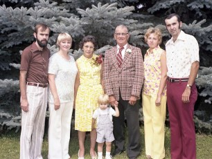 Marchisio Family 1976
