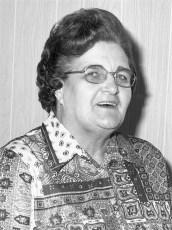 Mildred Broast 1977
