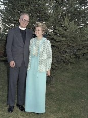Rev. Herman and Audry Osterloh 1975