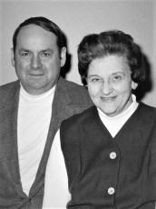 Roland & Mildred Doyle 1972
