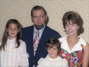Sharpe Family 1973