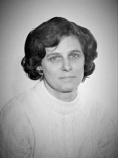 Shirley Kasper 1971