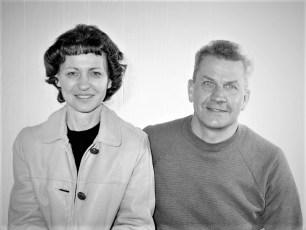 Thelma & Jimmy Haraldsen 1972