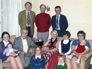 von der Osten Family 1973