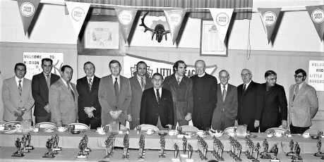Elk's LL Awards Banquet with NY Yankee Mike Kekich 1972 (2)