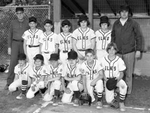 Elk's Little League Opening Day Hudson 1974 (4)