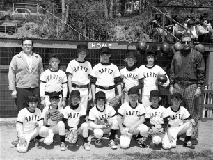 Elk's Little League Opening Day Hudson 1974 (5)