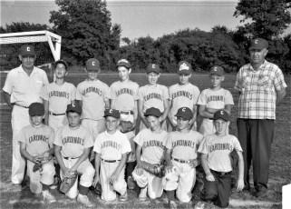G'town L.L. 1960 Cardinals