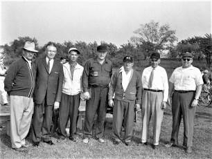 G'town L.L. Committee Members 1960