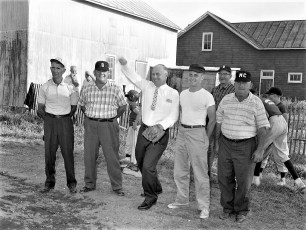 G'town L.L. Opening Day Clermont Field 1st Pitcher unknown 1960