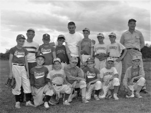 G'town LL All Stars Game Day 1961