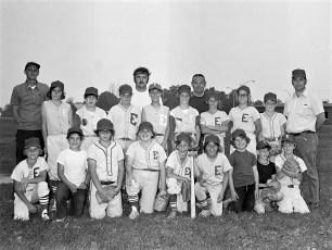 G'town Little League Reds 1974