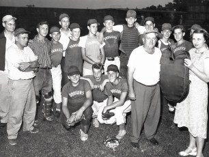 G'town Little League late 50's