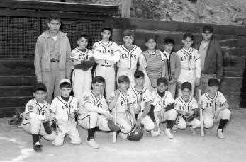 Hudson Elks LL Elks 1967