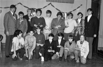 Hudson Elk's Little League Awards Dinner with Yankee Roy White 1971 (5)
