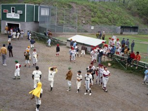 Opening Day Elks Little League Hudson 1971 (10)