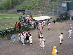 Opening Day Elks Little League Hudson 1971 (11)