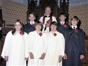 Christ's Lutheran Church Confirmation Viewmont 1975