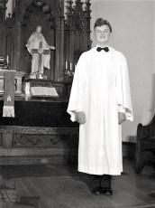 Lloyd Kukon Palm Sunday 1947