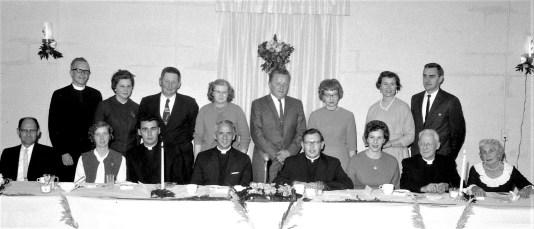 St. John's Lutheran Church Manorton 250th Anniversary 1965