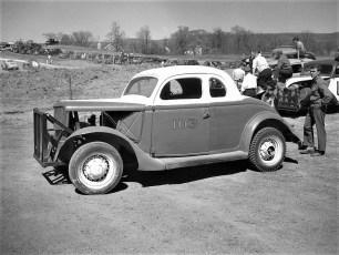 Mellenville Stock Car Races 1950 (13)
