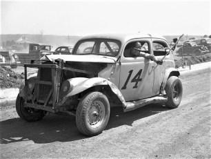 Mellenville Stock Car Races 1950 (16)