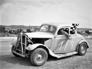Mellenville Stock Car Races 1950 (19)