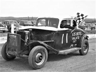 Mellenville Stock Car Races 1950 (21)