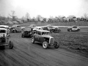 Mellenville Stock Car Races 1950 (33)