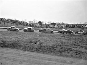 Mellenville Stock Car Races 1950 (5)