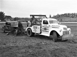 Mellenville Stock Car Races 1950 (7)
