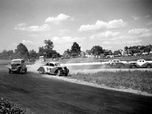 Stock Cars Mellenville NY 1950 (8)