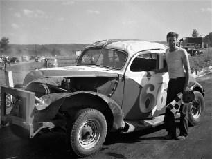 Stock Cars Mellenville NY 1950