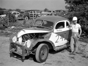 Stock Cars Mellenville NY 1951 (13)